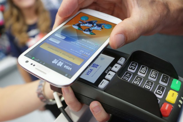 Сбербанк запускает Samsung Pay