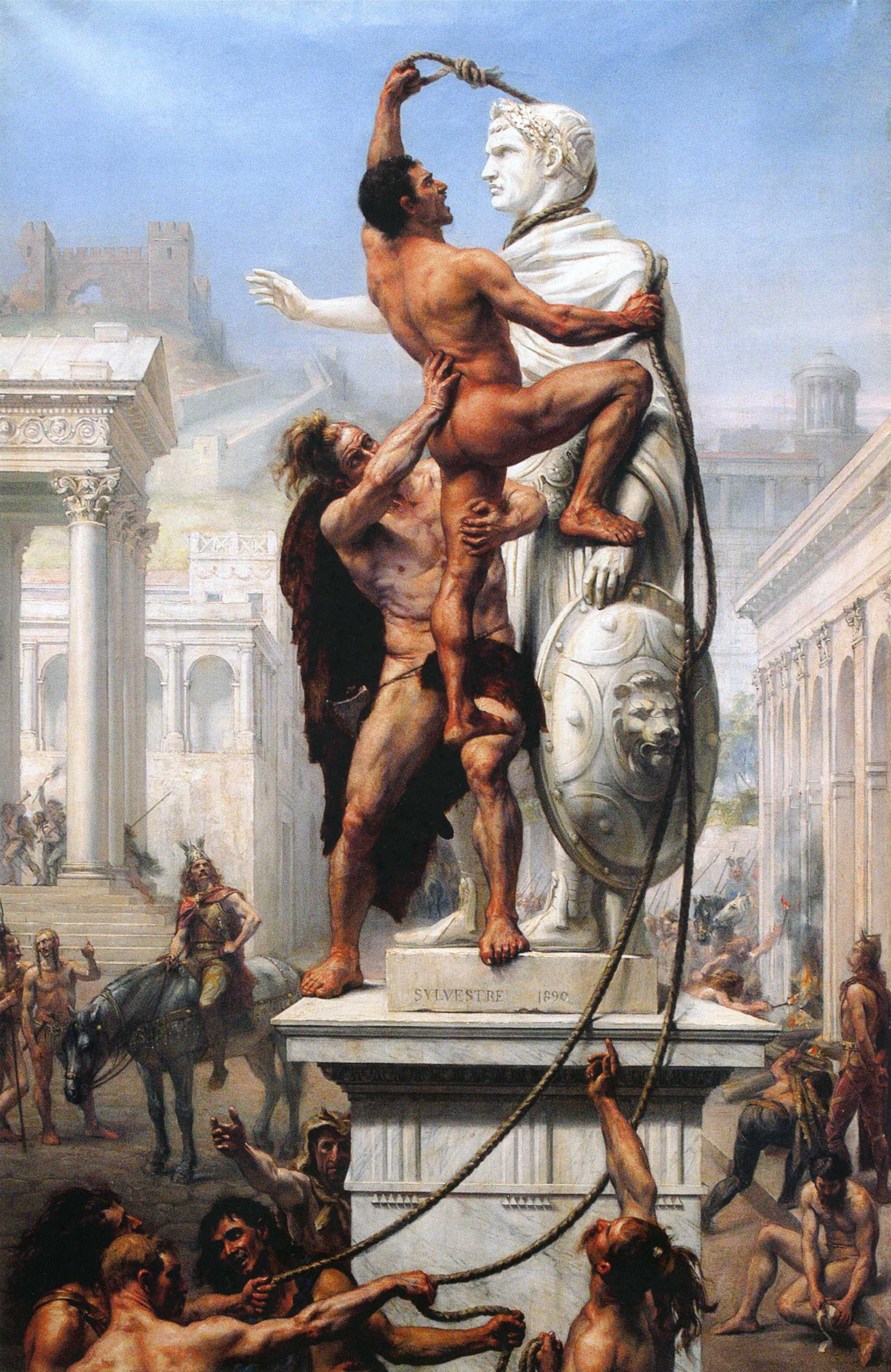 Секс в древнем риме 9 фотография