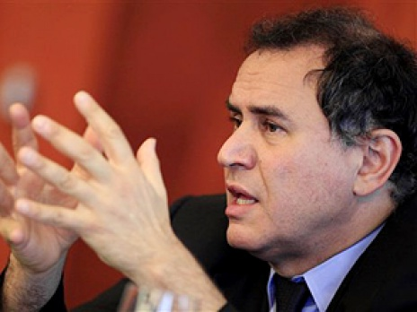 "There is no Global Recession in sight, ""says Professor Nouriel Roubini"